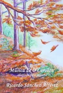 Música de O'Carolan adaptada para guitarra