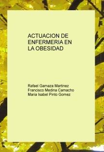 ACTUACION DE ENFERMERIA EN LA OBESIDAD