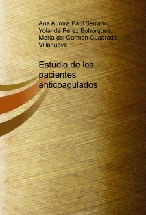 Estudio de los pacientes anticoagulados