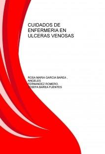 CUIDADOS DE ENFERMERIA EN ULCERAS VENOSAS