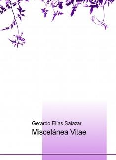 Miscelánea Vitae