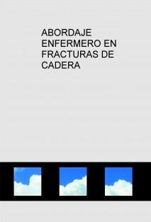 ABORDAJE ENFERMERO EN FRACTURAS DE CADERA