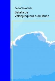 Batalla de Valdejunquera o de Muez