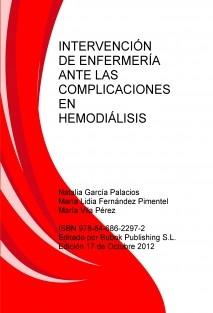 INTERVENCIÓN DE ENFERMERÍA ANTE LAS COMPLICACIONES EN HEMODIÁLISIS