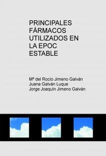 PRINCIPALES FÁRMACOS UTILIZADOS EN LA EPOC ESTABLE