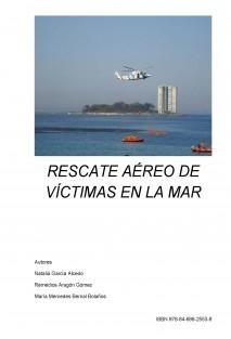 Rescate aereo de victimas en la mar