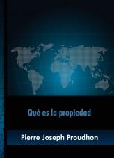 Libro Qué es la propiedad, autor Clásicos de Economía