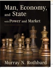 Libro Man, Economy, and State with Power and Market, autor Clásicos de Economía