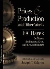 Libro Prices and Production and Otherworks, autor Clásicos de Economía