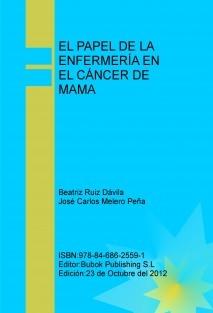 EL PAPEL DE LA ENFERMERÍA EN EL CÁNCER DE MAMA