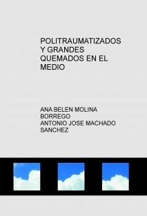 POLITRAUMATIZADOS Y GRANDES QUEMADOS EN EL MEDIO AERONAUTICO