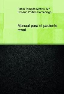Manual para el paciente renal