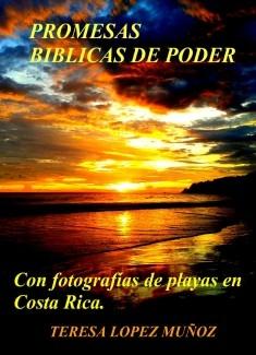 POSTERS BIBLICOS DE PODER CON FOTOS DE ATARDECER MARINOS