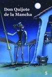 Don Quijote de la Mancha - Volumen 5- Cómic basado en la serie de dibujos animados para TV