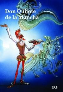 Don Quijote de la Mancha - Volumen 10- Cómic basado en la serie de dibujos animados para TV