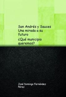 San Andrés y Sauces. Una mirada a su futuro: ¿Qué municipio queremos?