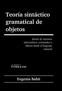 Teoría sintáctico-gramatical de objetos
