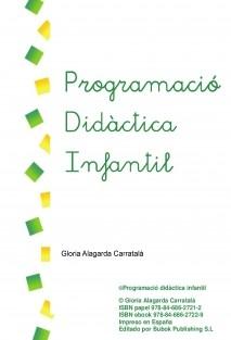 Programació didàctica infantil