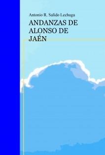 ANDANZAS DE ALONSO DE JAÉN
