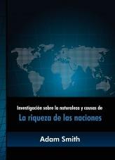 Libro La riqueza de las naciones, autor Clásicos de Economía
