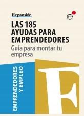 Libro Las 185 ayudas para emprendedores. Guía para montar tu empresa, autor Expansión