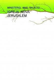 IGREJA  NOVA  JERUSALÉM
