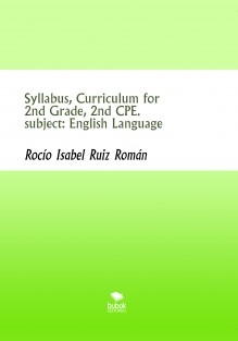 Syllabus, Curriculum for 2nd Grade, 2nd CPE. subject: English Language