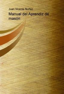 Manual del Aprendiz de masón