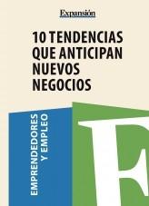 Libro 10 tendencias que anticipan nuevos negocios, autor Expansión