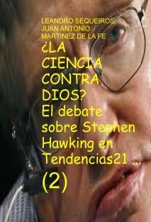 ¿LA CIENCIA CONTRA DIOS? El debate sobre Stephen Hawking en Tendencias21 (2)