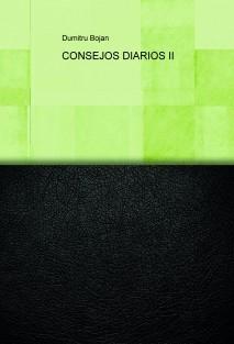CONSEJOS DIARIOS II