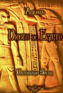 Agenda Dioses de Egipto - Calendario Solar 2013