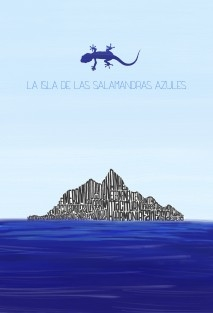 La Isla de las Salamandras Azules