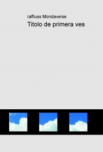 Titolo de primera ves