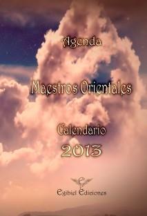 Agenda Maestros Orientales - Calendario 2013