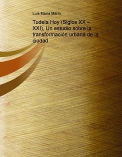 Tudela Hoy (Siglos XX – XXI), Un estudio sobre la transformación urbana de la ciudad