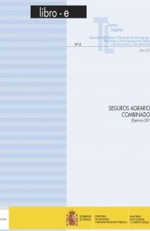 """TEXTO LEGAL Nº 8 """"SEGUROS AGRARIOS COMBINADOS"""" (EJERCICIO 2012)"""