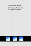 El Pensamiento Filosófico de Fernando Savater