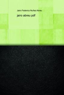jairo abreu pdf