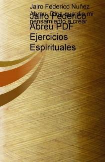 Jairo Federico Abreu PDF Ejercicios Espirituales
