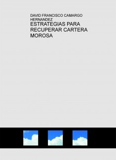 ESTRATEGIAS PARA RECUPERAR CARTERA MOROSA