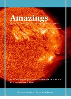 Amazings 6 (Abril-Mayo-Junio 2012)