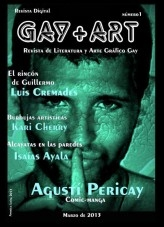 Gay+Art (revista de literatura y arte gráfico gay)