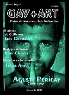 Gay+Art (revista de literatura y arte gráfico gay)