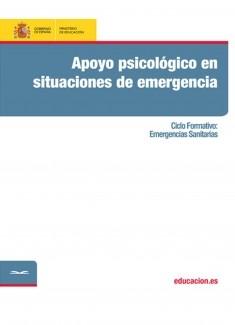 Apoyo psicológico en situaciones de emergencia. Ciclo formativo: Emergencias Sanitarias