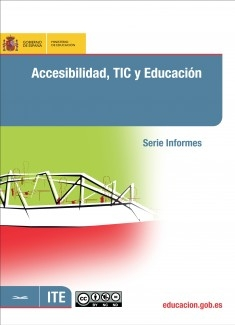 Accesibilidad, TIC y educación