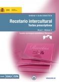 Recetario intercultural. Textos prescriptivos. Unidad y guía didáctica. Nivel I - Módulo II. Ámbito de lengua castellana y literatura