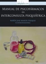 Libro Manual de psicofármacos en interconsulta psiquiátrica., autor Psiquiatria.com Cibermedicina
