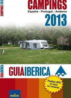 GUIA IBERICA DE CAMPINGS 2013 TABLET