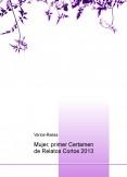 Mujer, primer Certamen de Relatos Cortos 2013